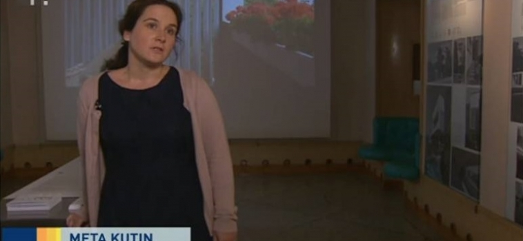 """RTV SLO 1 je objavila prispevek o Razstavi """"Franc Novak – Arhitektura za bodočega človeka"""""""