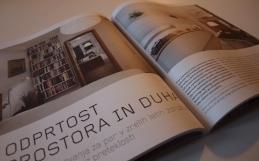 Projekt Prenove za srečna leta predstavljen v reviji Hiše, marec 2018