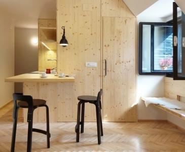 Bohinjski apartma za dva